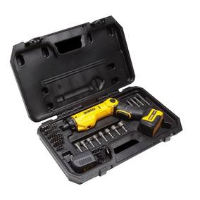 Dewalt® Desarmador Inalambrico 6v Kit 45 Piezas