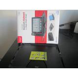 Teclado Case Cover Aluminio Bluetooth Para Ipad