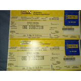 Entradas One Direction