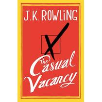 Livro The Casual Vacancy (morte Súbita) - J.k. Rowling Em