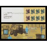 El Cartero, Carnet Completo De 80 Sellos, P/mt 2217-8, Gj 29