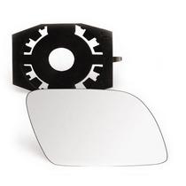Lente Espelho C/ Base Retrovisor Polo 02 03 04 05 06 07/09
