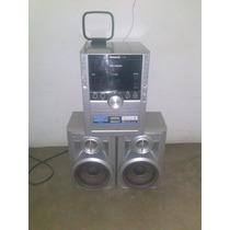 Equipo De Sonido Panasonic Sa - Ak350 - 4800 Watts