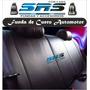 Funda Cubre Asiento Cuero Automotor Chevrolet Meriva