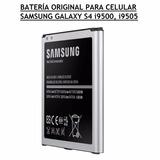 Batería Original Samsung Galaxy S4 I9505, I9500
