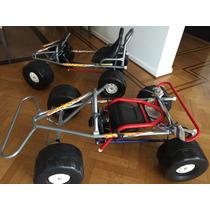 Karting Infantil A Pedal Estructura De Caño Reforzado Super!