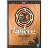 Sebastiao Vasconcelos Carlos Eduardo Dolabella, Dvd Raptores