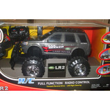 Carro Rc Nikko New Bright Land-rover