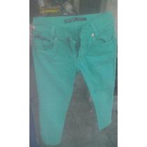 Pantalon Chevignon Verde