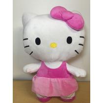 Peluche Hello Kitty Sanrio Con Libreta 80 Hojas
