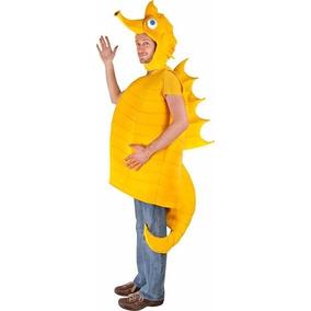 Disfraz Caballo Caballito De Mar Para Adultos Envio Gratis