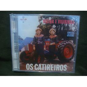 Vieira E Vieirinha - Os Catireiros - Cd Nacional