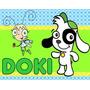 Kit Imprimible Doki Diseñá Tarjetas Cumples Invitaciones 2x1