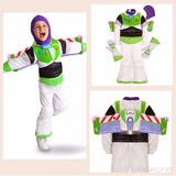 Disfraz De Buzz Light Year Para Niños Varones 100% Disney