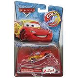 Disney / Pixar Cars, Cambiar Color, Rayo Mcquee Envío Gratis