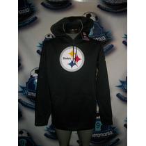 Sudadera Hoodye Nike Nfl Steelers Acereros Pittsburgh 2016