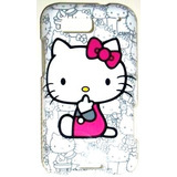 Capa Motorola Defy Mb525 Me525 Hello Kitty