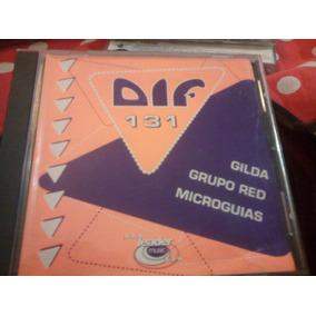 Dif 131 - Gilda -grupo Red - Cd
