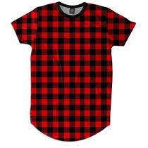 Chris Brown Camisetao Masculino Oversized Longline Swag Tyga