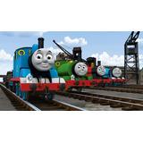 Super Kit Imprimible Thomas Y Sus Amigos Cumpleaños 7 En 1