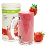 Kit Com 5 Shakes Herbalife 550g + Colher - Todos Os Sabores