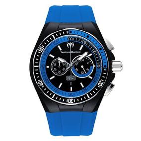 Hombres Technomarine Cruise Sport Reloj Cronógrafo Esfera