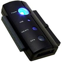 Cabo Sata Usb Ide Externo Plug Play Hd Gravador Dvd Cd Rom
