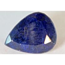 Rsp 787 Safira Azul Natural Africana Com 9,8 Ct