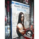 Dvd Trash Basura Andy Warhol Paul Morrisey Arte Erotico