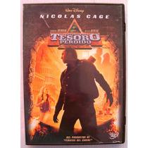 La Leyenda Del Tesoro Perdido / Dvd Usado