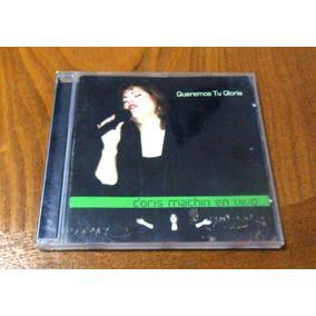 Cd Original De Doris Machin, Queremos Tu Gloria