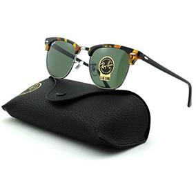 81c0cd818c ... uk gafas ray ban unisex rb3016 clubmaster sunglasses 60811 7ad1d