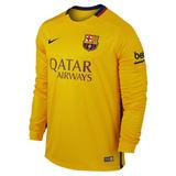 Camisetas Barcelona Mangas Largas