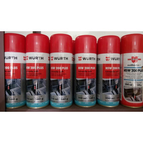 Hsw 200 Plus Wurth (granada) Lavanda Soft 200 Ml 4 Unidades