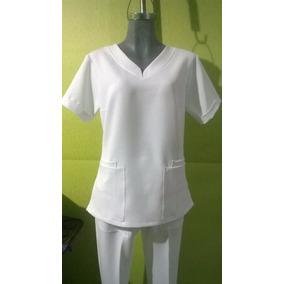 Filipina Medica Enfermeria Para Damas Con Cuello Mao