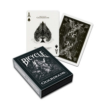 Cartas Bicycle Guardians