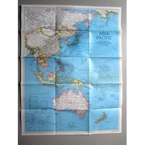 Mapa Asia-pacific