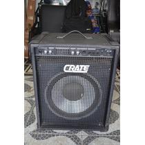Ampli De Baixo Crate Bx 100 (((( Top ))))