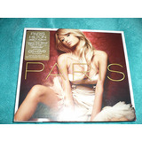 Paris Hilton Cd/dvd Paris Europeu Com Luva Semi Novo Top