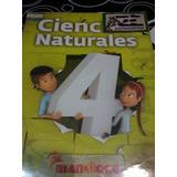 Libro Ciencias Naturales 4