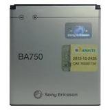 Bateria Original Sony Ericsson Xperia Arc S Lt26w - Ba750