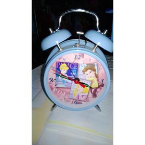 Reloj De Cuerda De Princesas Nuevo