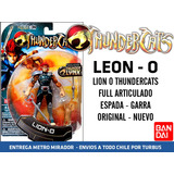 Thundercats Figuras Nuevas Bandai Original Super Oferta