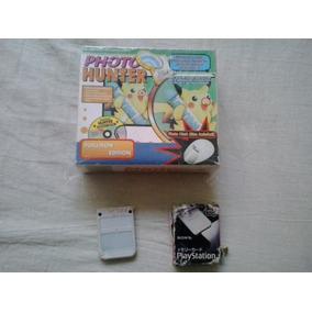 Jogo Playstation - Photo Hunter - Memory Card - Acessórios