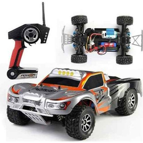 Automodelo Pick-up Off-road Wltoys A969 1/18 2.4ghz 4wd 50km