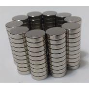 Imã De Neodímio / Super Forte / 8mm X 2mm  * 560 Peças