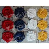 Rosas Rococo De Cinta Gros