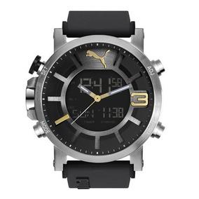 63eed23b862 Relógio Masculino Puma - 96288g0pvnu2 ( Re. Autorizada ) Nfe