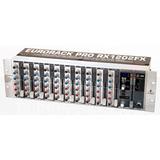 Mezcladora En Linea 12 Canales P/ Rack, Behringer Rx1202fx