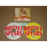 Britney Spears Circus 2008 Bmg Cd Edition Delux